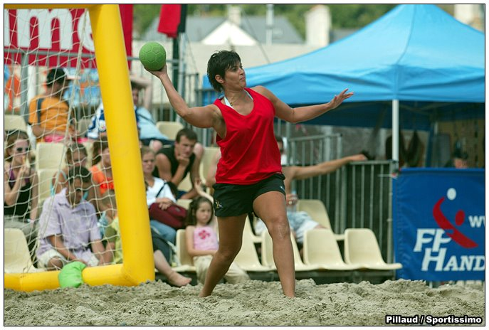 copyright Pillaud / Sportissimo - Sandball Binic